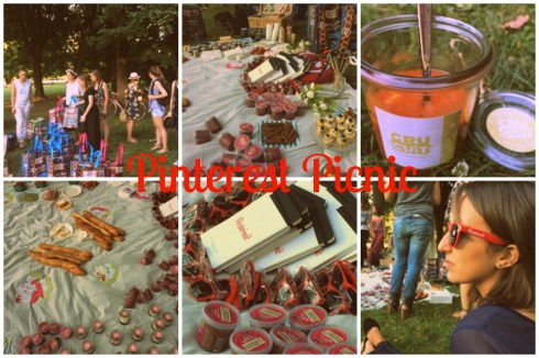 Pinterest Picnic Collage