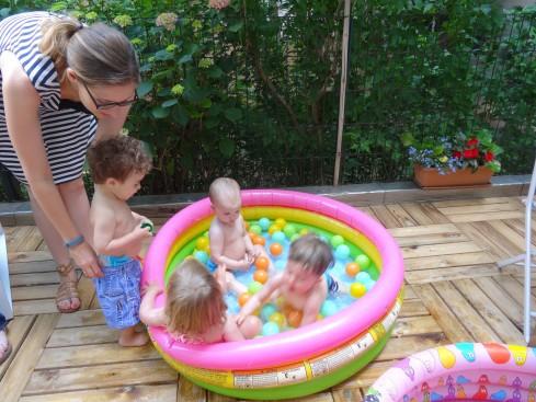 Baby Splash Party